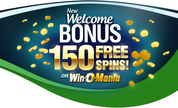 WinOMania's new First Deposit Bonus