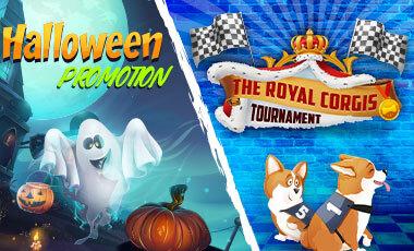 Halloween promotion!
