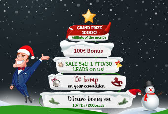 Christmas NetoPartners promotion