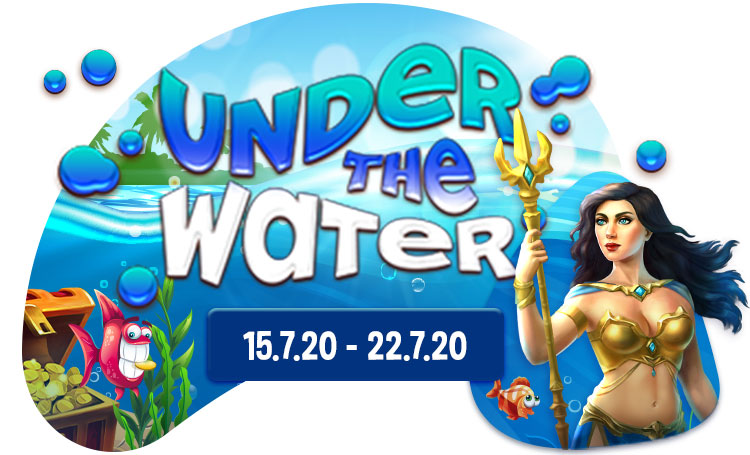 Under the Water Promotion