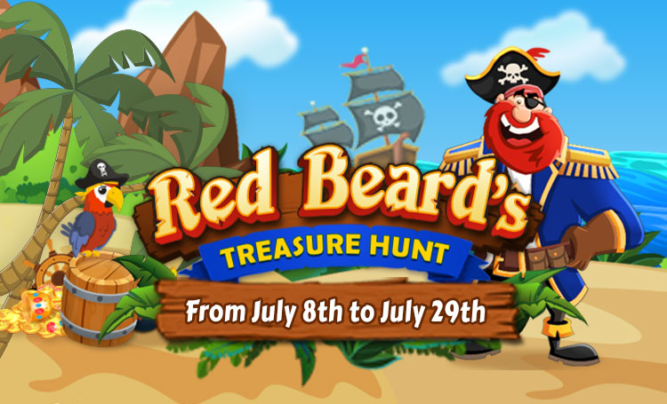 Red Beard's Promotion